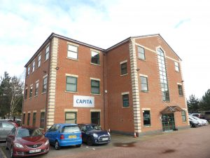 Bedford – Office Investment sale