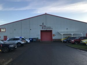 Norwich Airport – Hangar and land Acquisition for EAAA