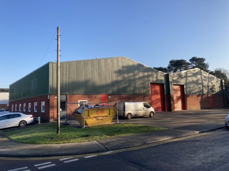 Norwich warehouse letting