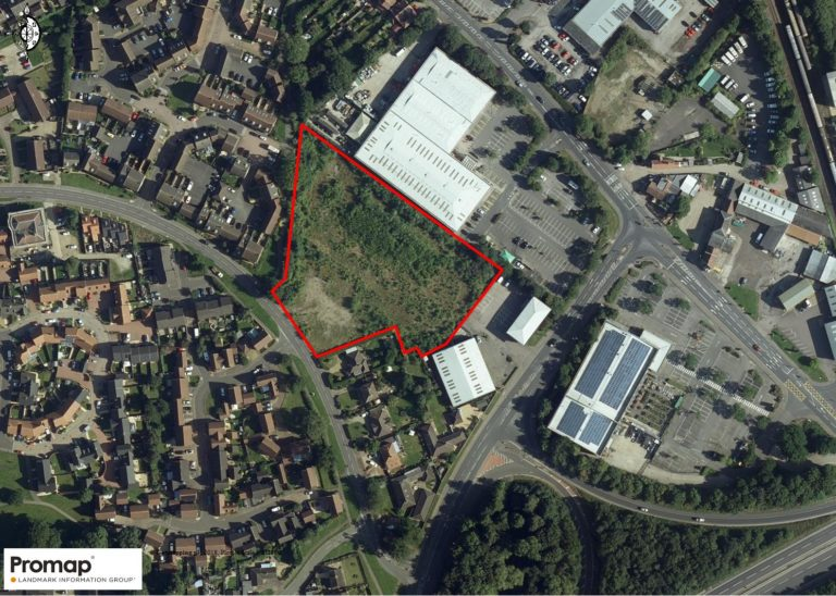 Dereham residential land sale