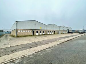 Warehouse letting in Great Yarmouth